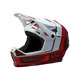 IXS Xult Fullface Helmet night red/white